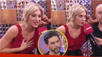 Noelia Marzol habló en Este es el show de un rumor sobre su novio: