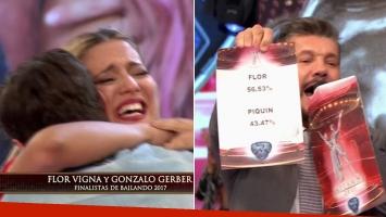 Flor Vigna, la primera finalista de Bailando 2017