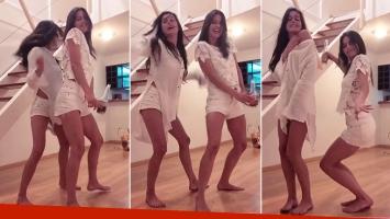 """Jujuy Jiménez estrenó su nuevo hogar con un baile sexy: """"Se paró el mundo y disfruté cada momento"""""""
