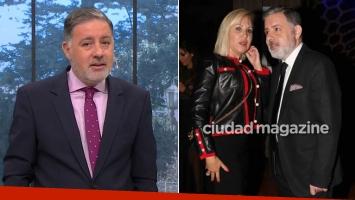Fabián Doman confirmó su separación de María Laura de Lillo: Se cumplió un ciclo y seguiremos como amigos