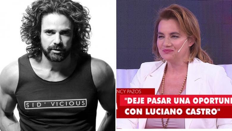 La sorpresiva confesión de Nancy Pazos
