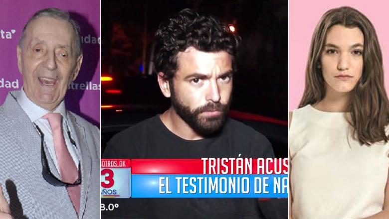 Nazareno Casero y la denuncia de acoso sexual de Rita Pauls contra Tristán