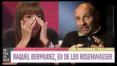 Habló la ex de Leo Rosenwasse