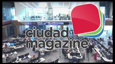 Ciudad Magazine se sube al Centro de Contenidos Multiplataforma más avanzado de América Latina