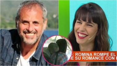 """Romina Pereiro, la nueva novia de Jorge Rial habló en El Tratamiento de su romance: """"Estoy contenta"""" Foto: Captura"""