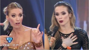 """Rocío Guirao Díaz, durísima con Chechu Bonelli en el Bailando: """"Que se agarre de mi me parece cualquiera"""""""
