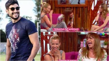 Lizy Tagliani reveló en Cortá por Lozano cómo fue el momento en el que Nicole Neumann le contó que salía con Facundo Moyano