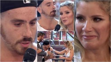 La declaración de amor de Fede Bal a Laurita Fernández en la final de Bailando 2017