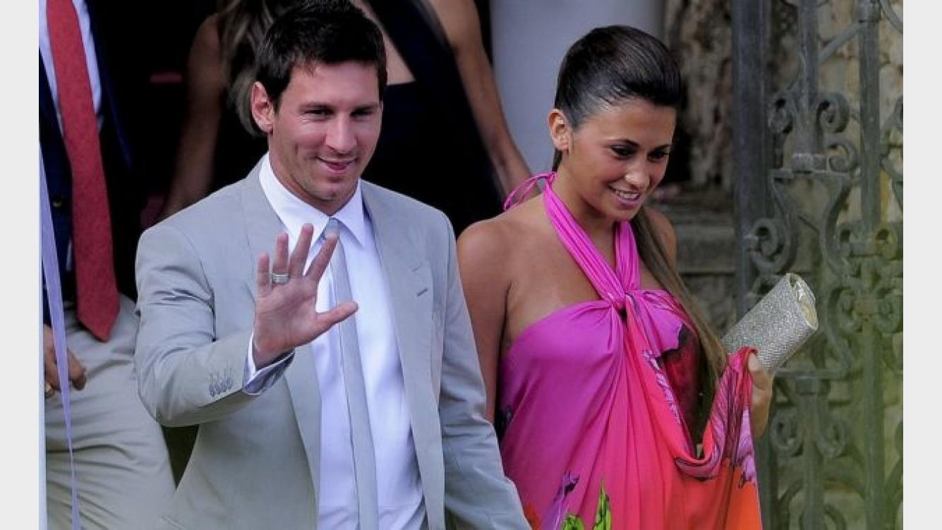 La Novia De Lionel Messi Mostró Su Pancita De Embarazada Por Primera Vez Ciudad Magazine