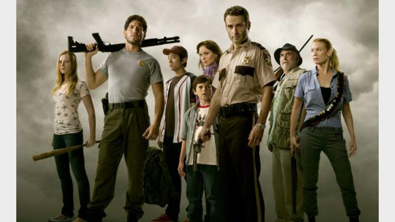 Se viene la película de The Walking Dead? - Ciudad Magazine