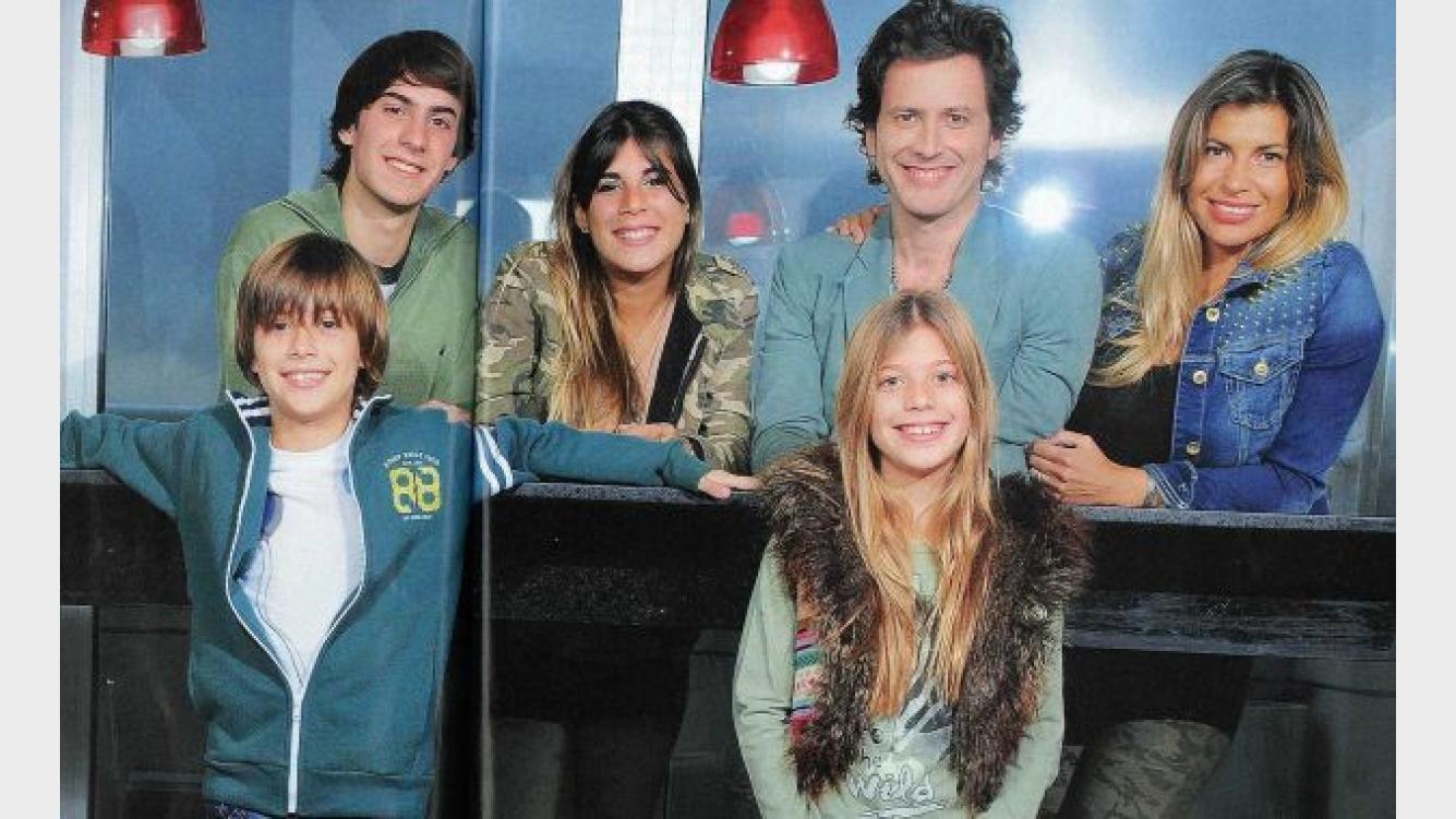 Coti Sorokin presentó a su numerosa familia: ¡tiene dos ...
