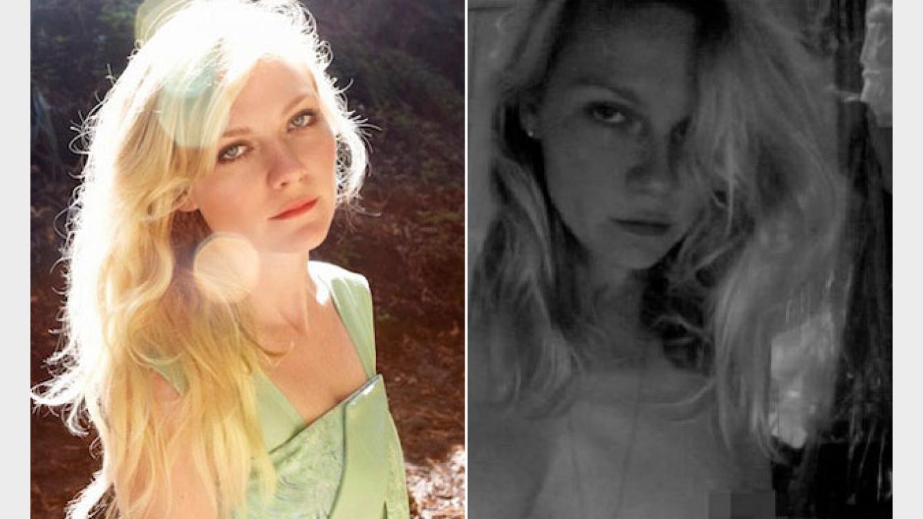 La Reacción De Kirsten Dunst Por La Publicación De Fotos En La Que