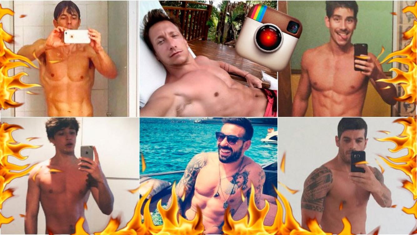 Argentinean boyz machos argentinos