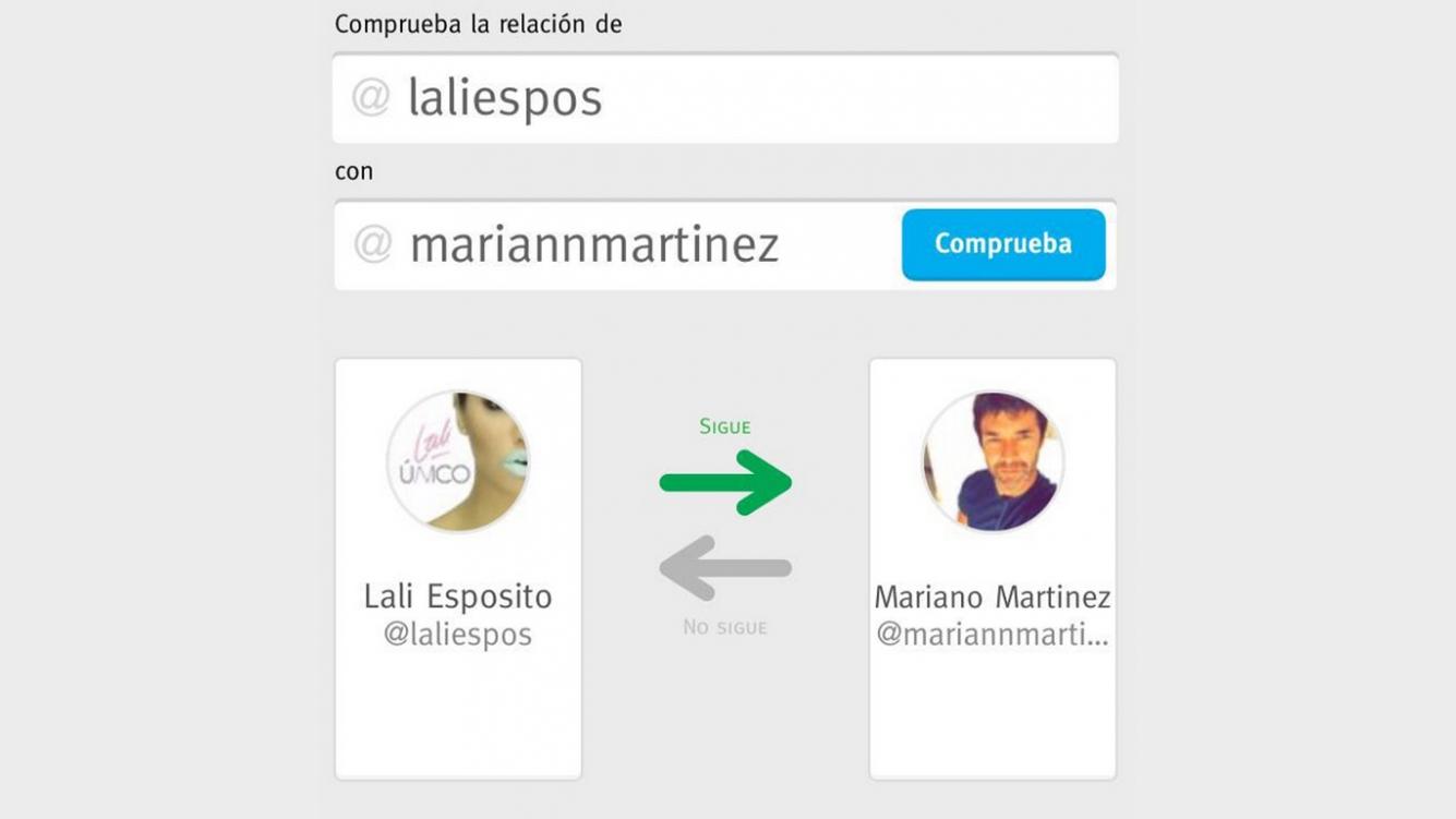 Mariano Mart U00ednez Dej U00f3 De Seguir A Lali Esp U00f3sito En Twitter