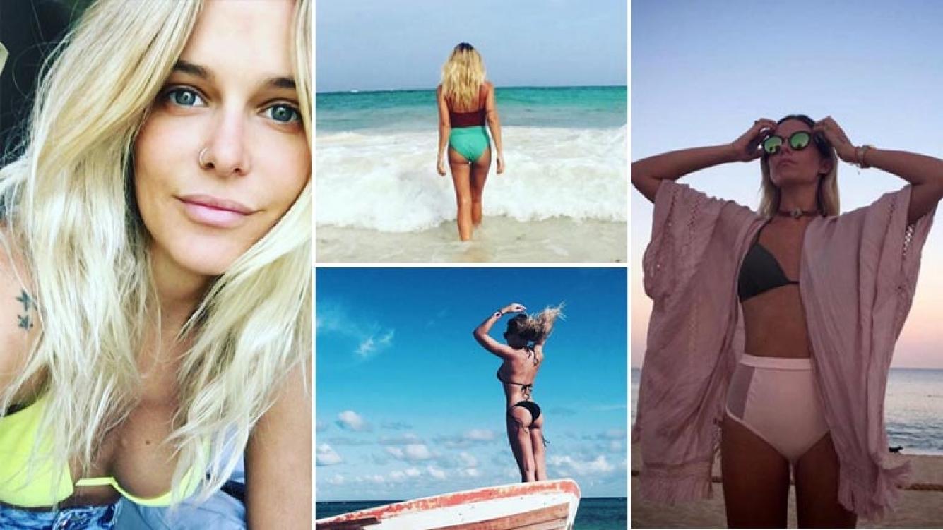 71fc071fc La nueva vida de Jenny Williams en México  espiá sus fotos sexies en ...