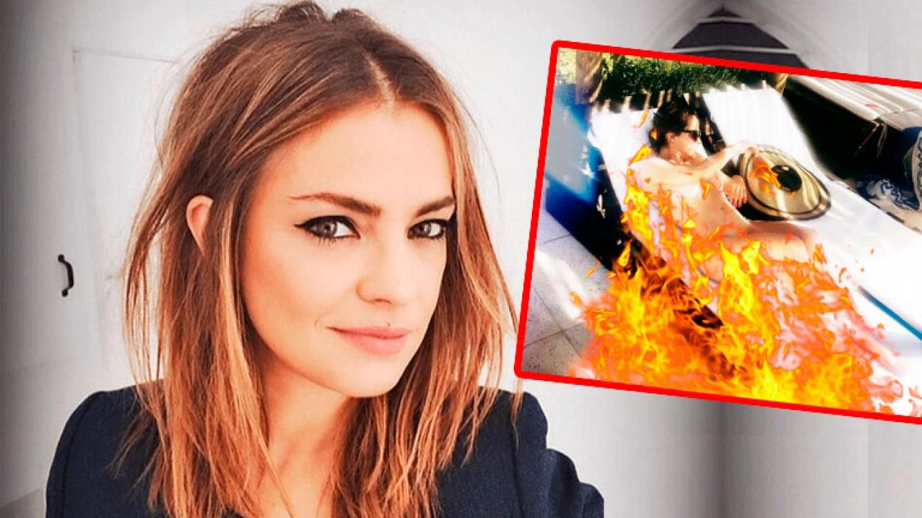 El Desnudo Total De Dolores Fonzi Que Incendió Instagram Stories