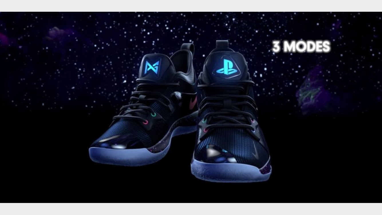 zapatillas nike playstation