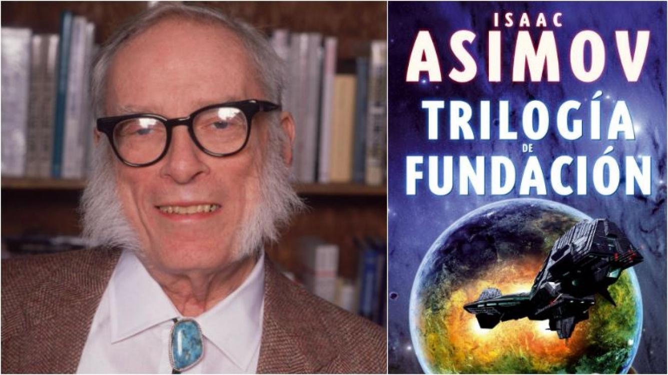 af1faa61d88 Apple compró los derechos para convertir Fundación, la saga de Isaac Asimov  en una serie