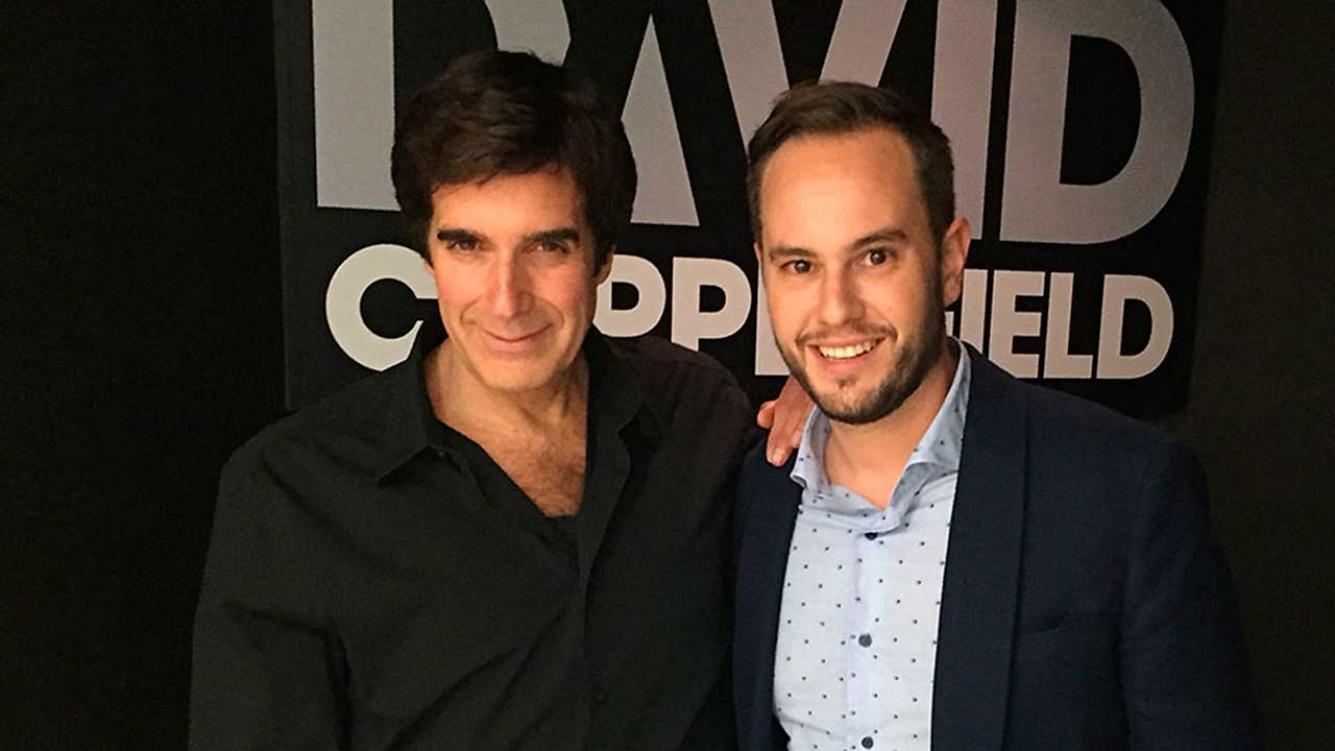 David Copperfield Compró Un Truco A Un Mago Español Ciudad Magazine
