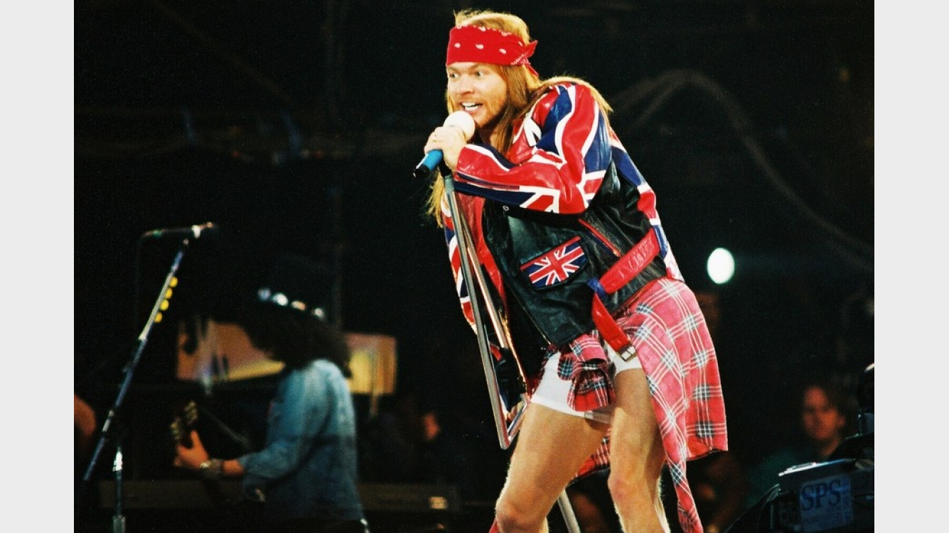 ¿NO HAY POPULAR1 EN ABRIL? Axl-rose