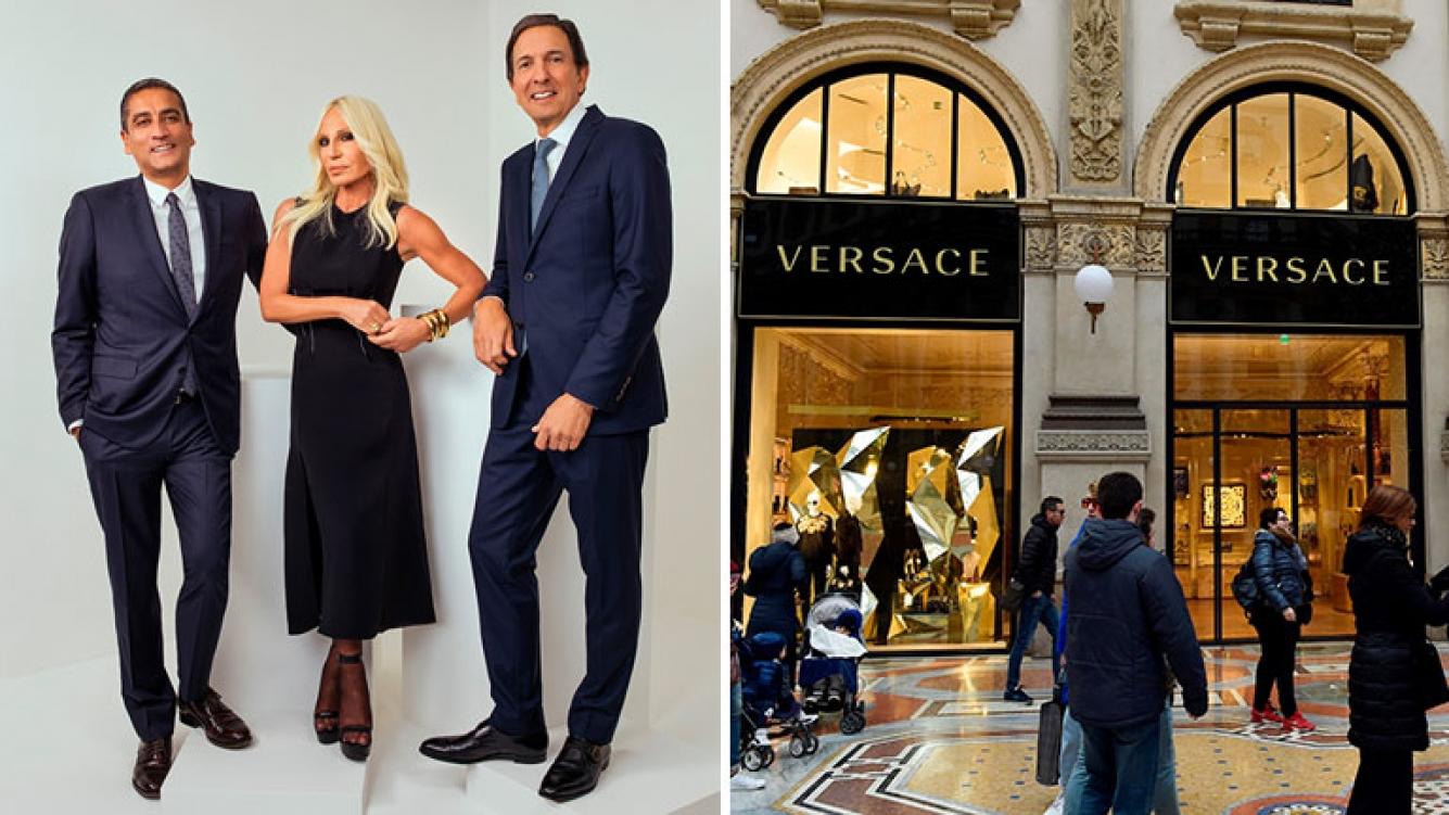 dc6847091554c Michael Kors compra Versace por 2.000 millones de dólares. (Foto  AP y AFP