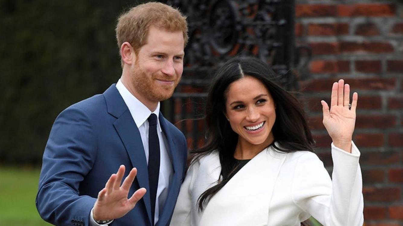 Resultado de imagen para Meghan y el príncipe Harry