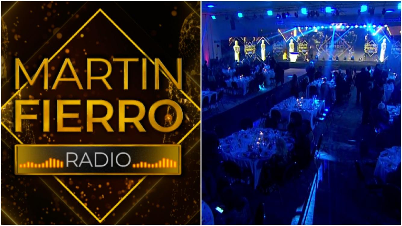 Estos son los ganadores del Martín Fierro de Radio 2018