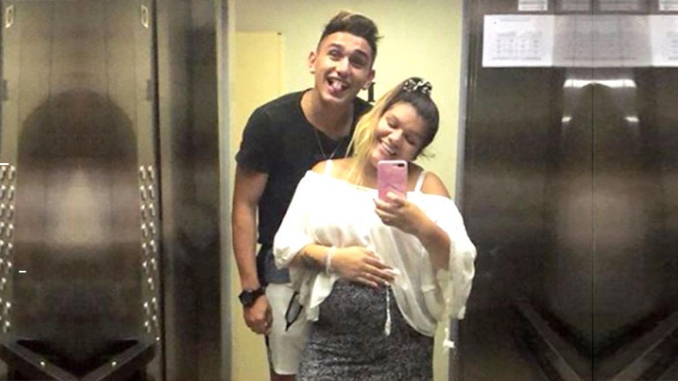9787a7e65cb Morena Rial mostró su pancita y reveló cuánto peso aumentó en sus siete  meses de embarazo