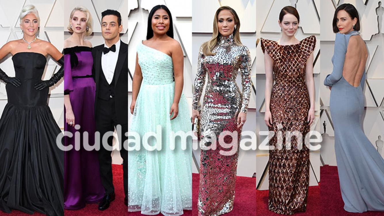 44d669854 Premios Oscar 2019  los mejores y peores looks de la alfombra roja ...