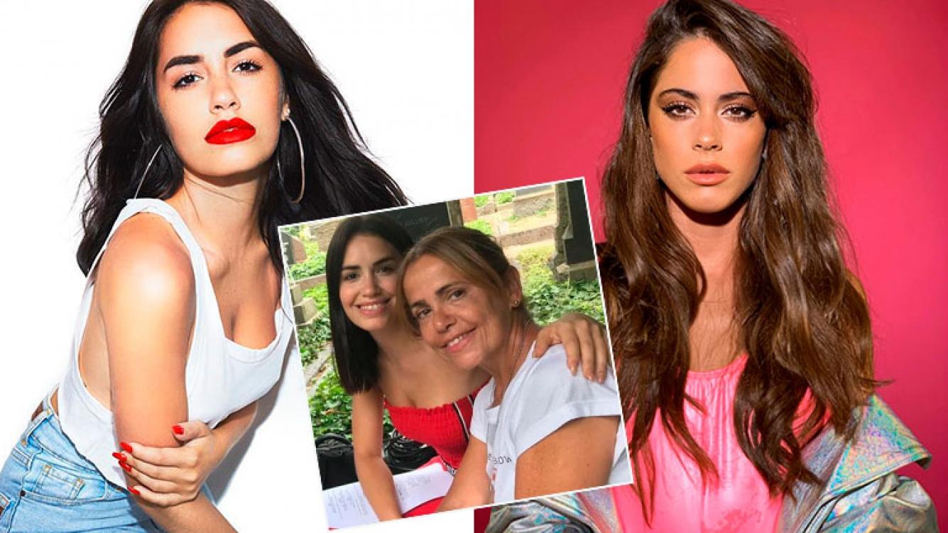 Contundente mensaje de la mamá de Lali Espósito por las constantes comparaciones con Tini Stoessel