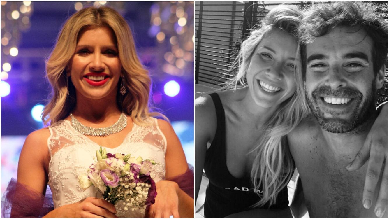"""Laurita Fernández, sobre sus ganas de casarse con Nicolás Cabré: """"Por Civil no me llama la atención, me entusiasma más la unión religiosa"""""""