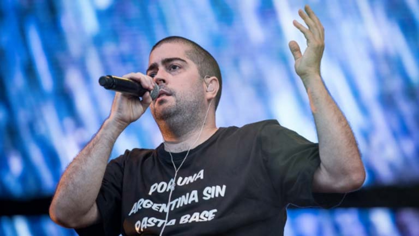 Muere cantante de Don Osvalo ex Callejeros Patricio Fontanet