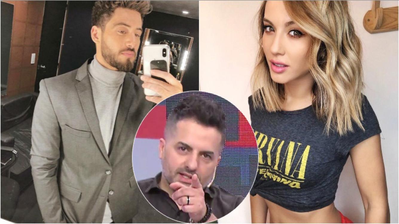 Ángel de Brito contó por qué Nico Occhiato no aceptó ir al Bailando y dio el polémico motivo (Fotos: Instagram y Captura)