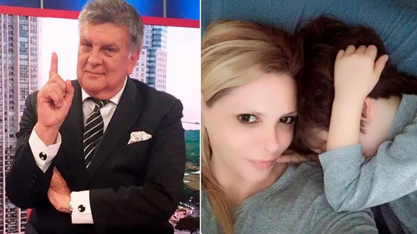Luis Ventura explicó por qué no publica fotos de su hijo Antonio: No quiero que nadie más que su familia lo disfrute