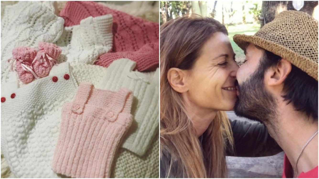 Eugenia Tobal Reveló El Sexo De Su Bebé Con Este Regalo