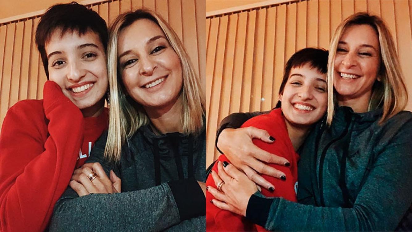 """Mariela Fernández regresó a las redes tras su internación en una clínica psiquiátrica: """"Gracias por estar"""""""