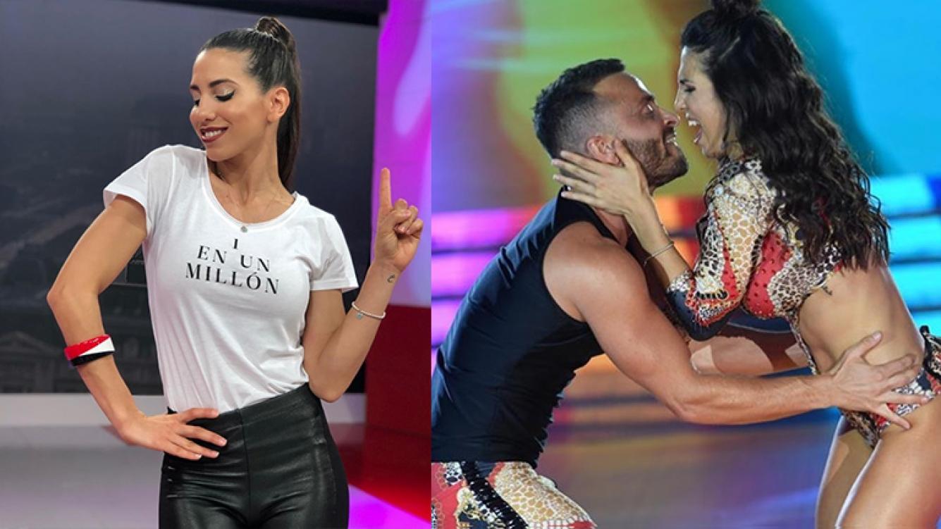 """Cinthia Fernández no duda sobre quién ganará el Súper Bailando: """"Son todo lo que está bien"""""""