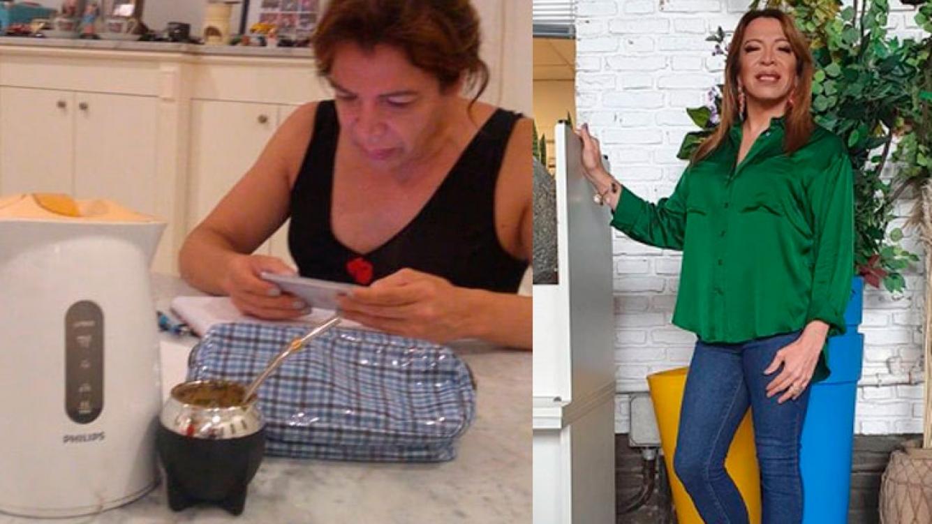 Lizy Tagliani se animó a estudiar para saldar una vieja deuda consigo misma