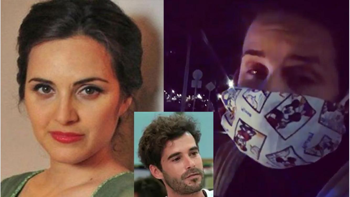 """Julieta Díaz viralizó cómo una madre soltera fue detenida por la policía al salir con su hija: """"¡Estoy a la vuelta de mi casa!"""""""