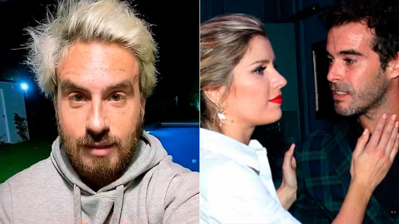 Fede Bal habló de la comentada ruptura de Laurita Fernández y Nicolás Cabré.
