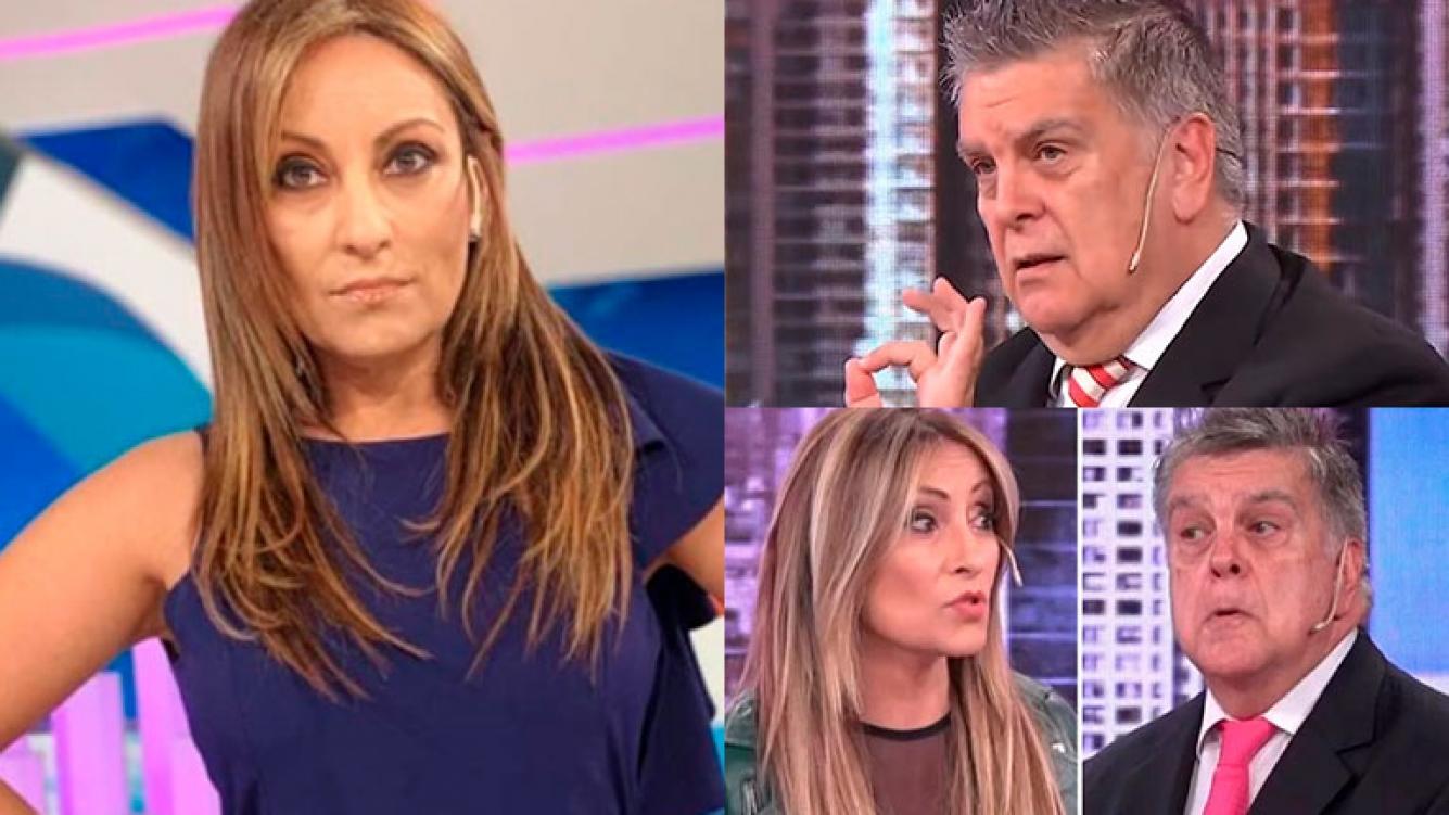 """Marcela Tauro contó cómo fue el reencuentro cara a cara con Luis Ventura: """"Trabajar con él es muy cómodo"""""""