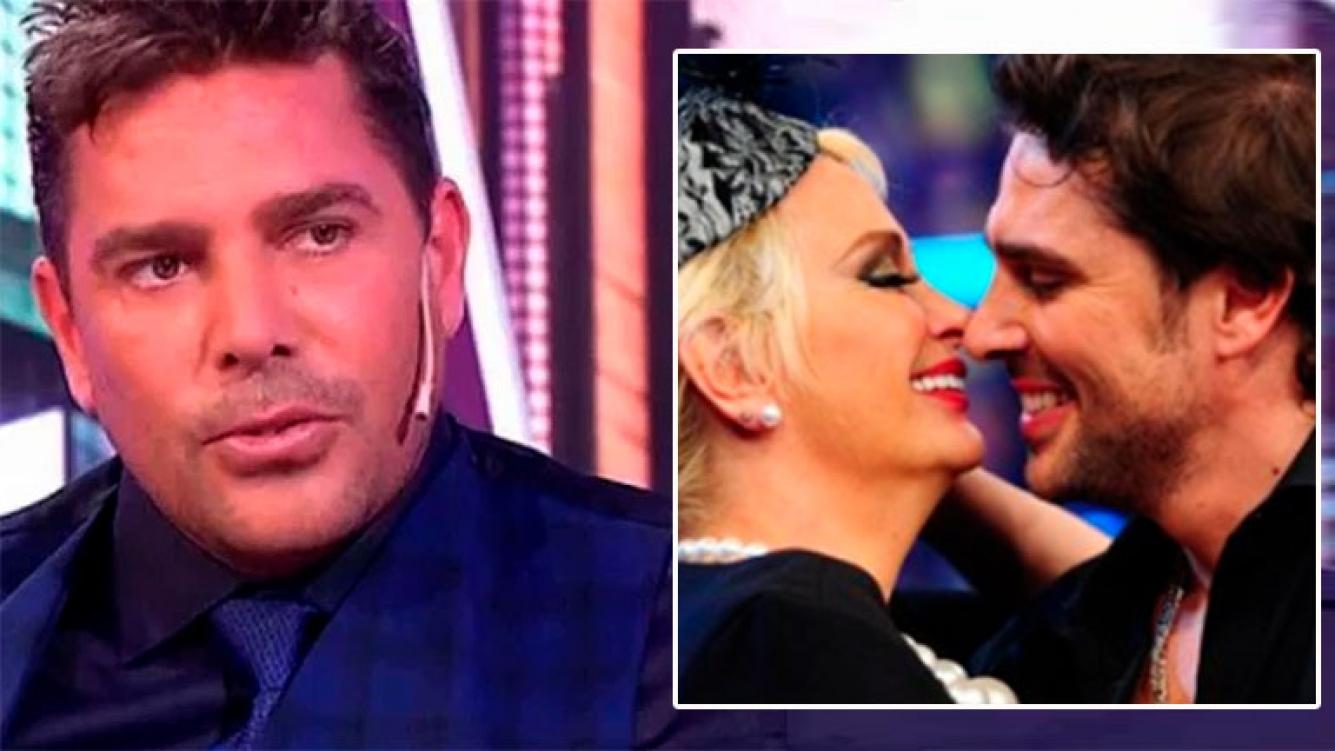 """Matías Alé habló de su affaire con Carmen Barbieri y sorprendió: """"Nos dimos besitos; si se me da una oportunidad, estaría con ella"""""""