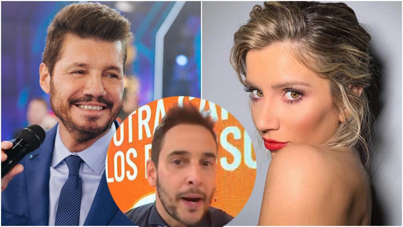 Furiosa respuesta de Laurita Fernández tras la versión explosiva de un supuesto romance con Tinelli (Fotos: Instagram y Captura)
