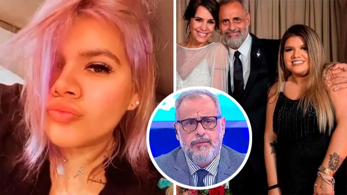 Morena reveló el escándalo familiar que se desató en el cumpleaños de Jorge Rial y apuntó contra Romina Pereiro