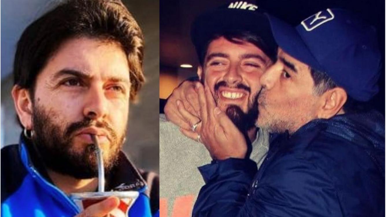 """Fuerte reflexión de Diego Maradona Jr. tras la muerte de su papá: """"Se fue muy pronto; precisé 29 años para recuperarlo"""""""