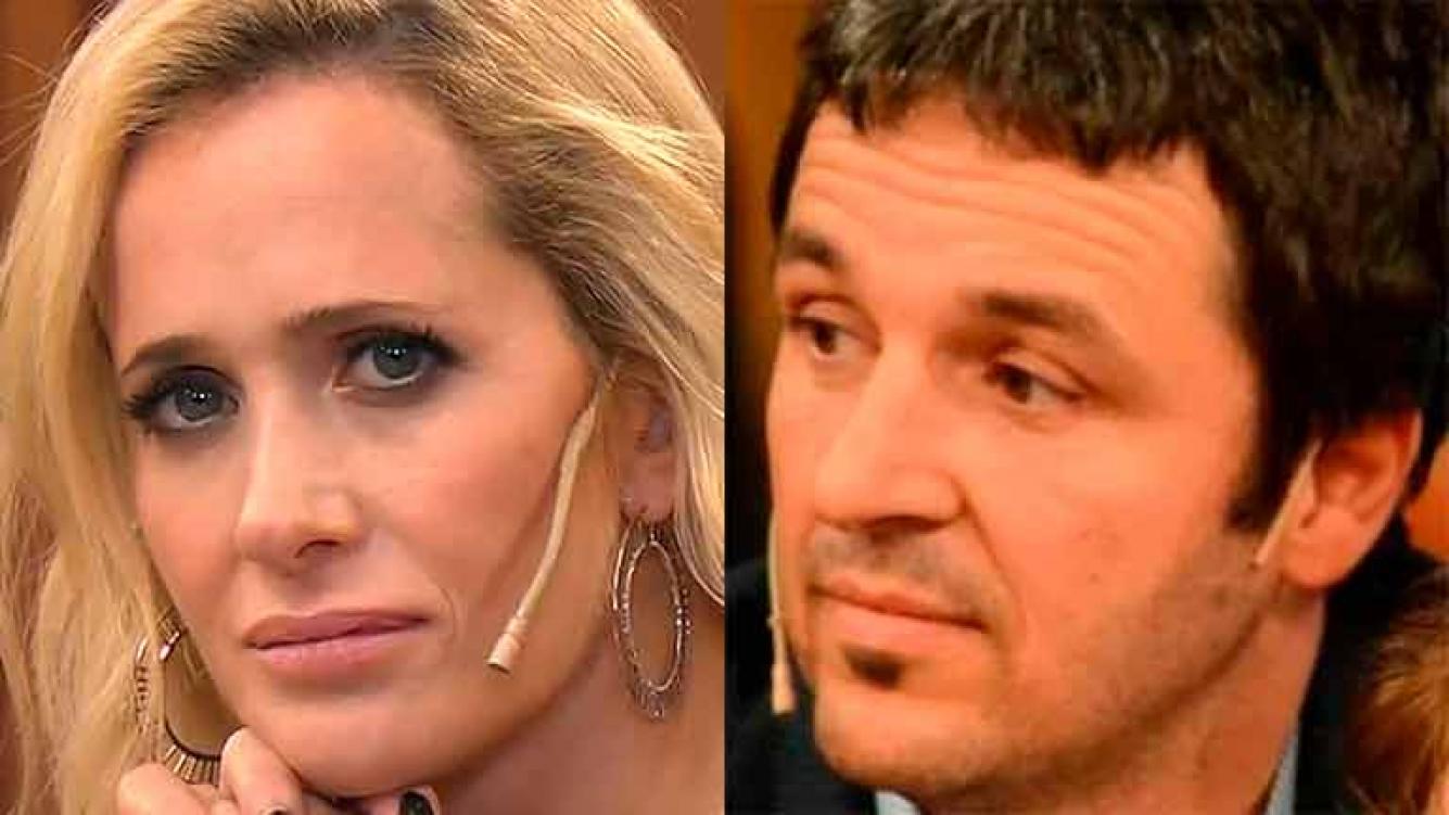 """Dramático pedido de Julieta Prandi a la Justicia por su exmarido: """"El violento estuvo hace un rato merodeando mi casa"""""""