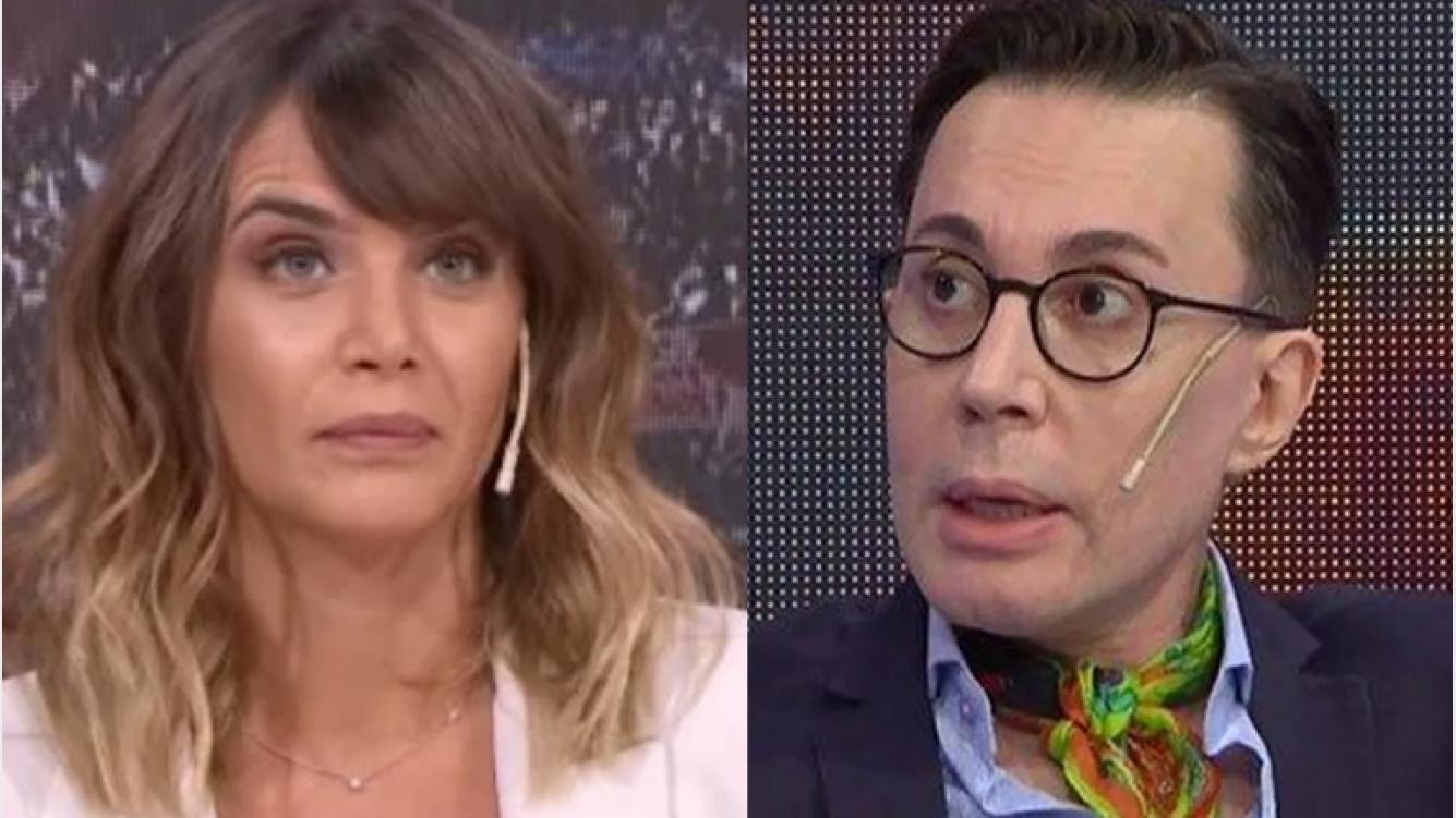 """Amalia Granata apuntó contra las nuevas medidas sanitarias y Marcelo Polino  le puso los puntos: """"Hablá de espectáculos, estás muy politizada"""" - Ciudad  Magazine"""