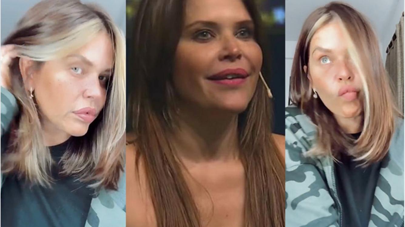 """Nazarena Vélez sorprendió al revelar el motivo de su drástico cambio de look: """"Me estaba quedando pelada"""""""