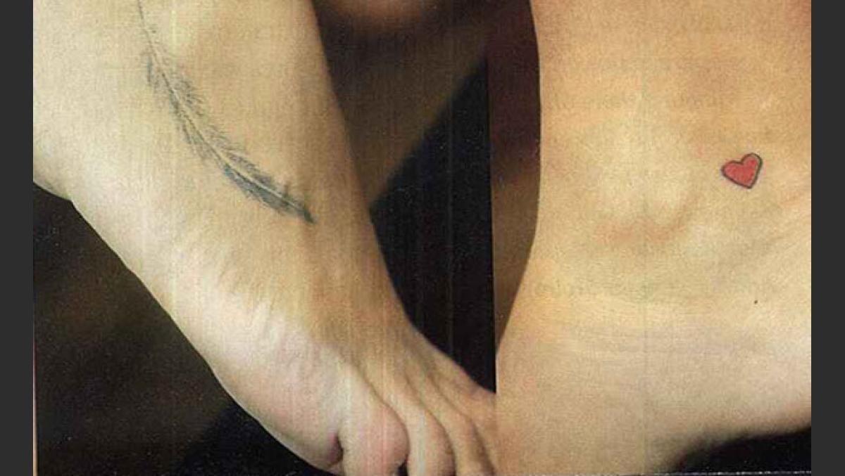 La Otra Pasion De La China Suarez Loca Por Los Tatuajes