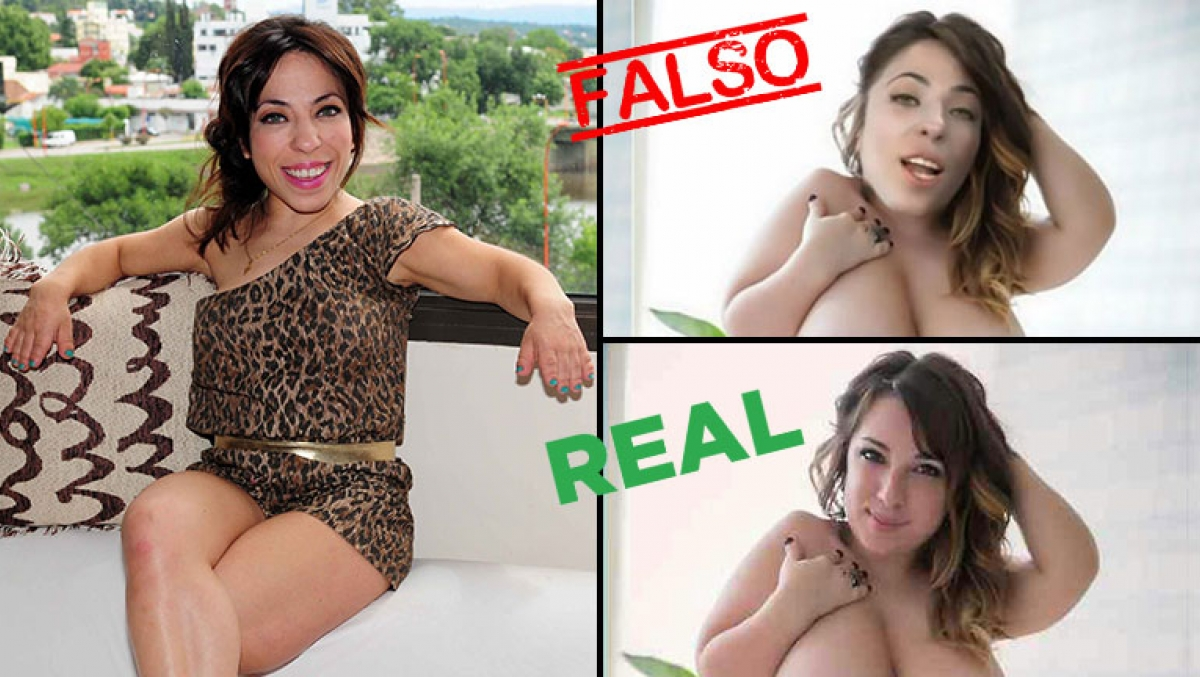 Noelia Pompa Porno las falsas fotos prohibidas de noelia pompa: retocaron